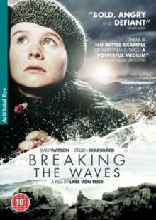 Breaking the Waves, DVD  DVD