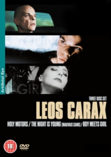 The Leos Carax Collection, DVD DVD