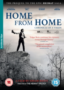 Home from Home - Chronicle of a Vision, DVD  DVD