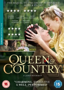 Queen and Country, DVD  DVD