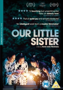 Our Little Sister, DVD DVD