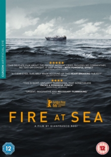 Fire at Sea, DVD DVD