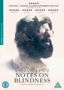 Notes On Blindness, DVD DVD