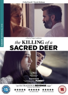 The Killing of a Sacred Deer, DVD DVD