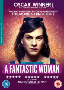 A   Fantastic Woman, DVD DVD