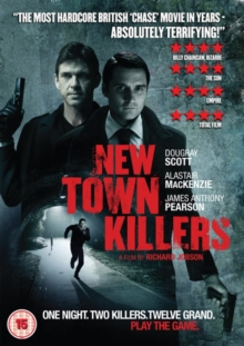 New Town Killers, DVD  DVD