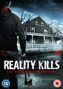 Reality Kills - The Burningmoore Incident, DVD  DVD