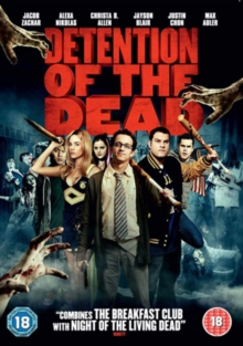 Detention of the Dead, DVD  DVD