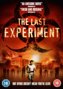 The Last Experiment, DVD DVD