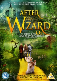 After the Wizard, DVD  DVD