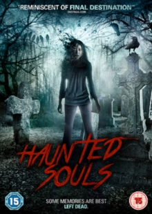 Haunted Souls, DVD  DVD
