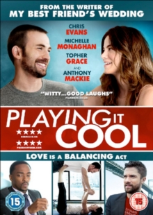 Playing It Cool, DVD  DVD
