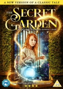 The Secret Garden, DVD DVD