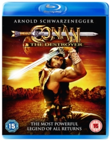 Conan the Destroyer, Blu-ray  BluRay