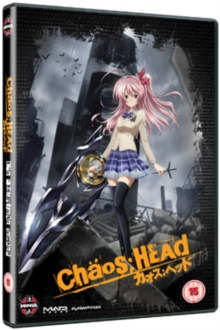 Chaos Head: The Complete Series, DVD  DVD