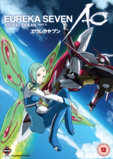 Eureka Seven: Astral Ocean - Part 2, DVD DVD