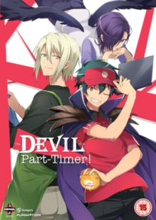 The Devil Is a Part-timer: Complete Collection, DVD DVD