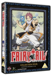 Fairy Tail: Collection 4, DVD  DVD
