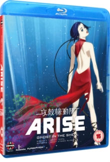 Ghost in the Shell Arise: Borders Parts 3 and 4, Blu-ray  BluRay