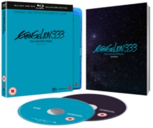 Evangelion 3.33 - You Can (Not) Redo, Blu-ray BluRay