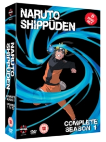 Naruto - Shippuden: Complete Series 1, DVD  DVD