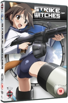 Strike Witches: Season 1, DVD  DVD
