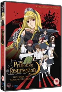 Princess Resurrection: The Complete Series Collection, DVD  DVD