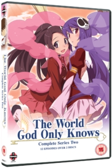 The World God Only Knows: Complete Season 2, DVD DVD