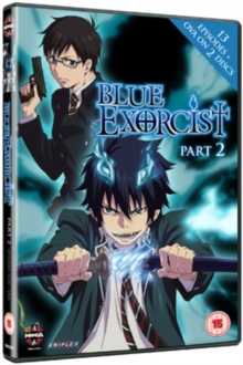 Blue Exorcist: Part 2, DVD  DVD