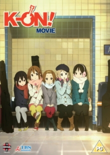 K-ON! The Movie, DVD  DVD