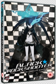 Black Rock Shooter: The Complete Series, DVD  DVD