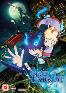 Blue Exorcist: The Movie, DVD  DVD