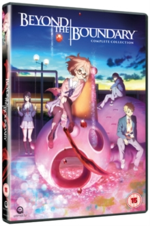 Beyond the Boundary: Complete Season Collection, DVD  DVD