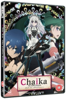 Chaika the Coffin Princess: Complete Season Collection, DVD  DVD