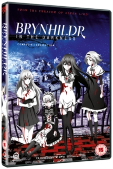 Brynhildr in the Darkness: Complete Collection, DVD DVD