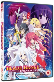 Blade Dance of the Elementalers: Complete Series One Collection, DVD DVD
