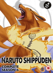Naruto - Shippuden: Complete Series 6, DVD DVD