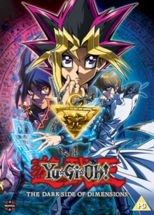 Yu-Gi-Oh: The Dark Side of Dimensions, DVD DVD