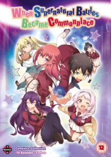 When Supernatural Battles Became Commonplace: Complete Collection, DVD DVD