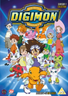 Digimon - Digital Monsters: Season 1, DVD DVD