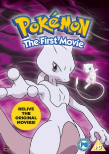 Pokémon - The First Movie, DVD DVD