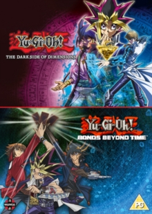 Yu-Gi-Oh!: Bonds Beyond Time/Dark Side of Dimensions, DVD DVD