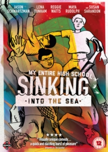 My Entire High School Sinking Into the Sea, DVD DVD