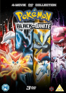 Pokémon: The Movie Collection 14-16 - Black & White, DVD DVD