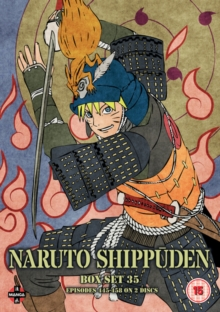 Naruto - Shippuden: Collection - Volume 35, DVD DVD