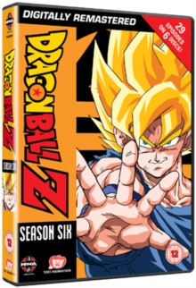 Dragon Ball Z: Complete Season 6, DVD  DVD