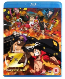 One Piece: Z, Blu-ray  BluRay