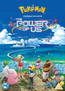 Pokémon - The Movie: The Power of Us, DVD DVD
