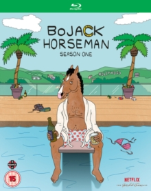 BoJack Horseman: Season One, Blu-ray BluRay