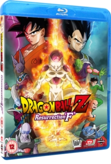 Dragon Ball Z: Resurrection 'F', Blu-ray  BluRay
